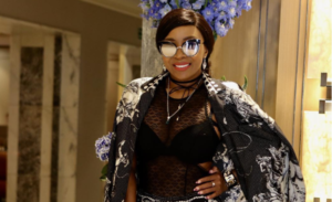 Uyanda 300x183 - Uyanda Mbuli Shares The Secret To Having A Flat Tummy At 40