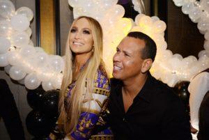 JLo e1552479681569 300x201 - Pics: Inside Jennifer Lopez's Romantic Engagement
