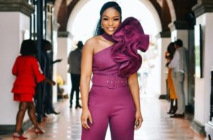 Nomzamo Polo e1551690002721 300x197 - Pics: Check Out What Your Faves Wore At The Veuve Clicquot Masters Polo 2019
