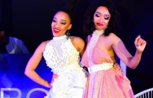 Thando Dineo on arrival e1551464032989 300x193 - Dineo Moeketsi Backs Thando Thabethe For The SAFTAs
