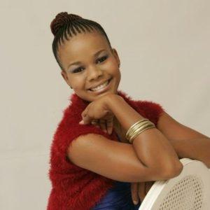 Tsholo 300x300 - Twitter Applauds Tsholo Matshaba's Acting Skills On The Throne