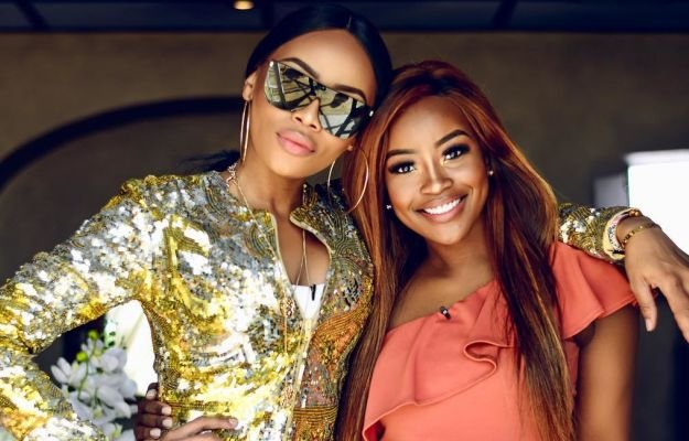 Bonang and Lorna - 10 Celeb Friendships That Stood The Test Of Time