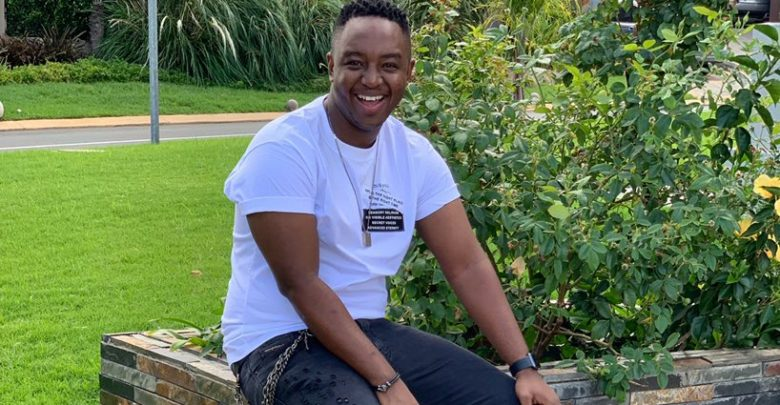 Shimza Bags A Deal With A Major Clothing Brand – Youth VillageDj Shimza On Decks