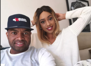 "Itumeleng New bae 300x218 - ""Can I Live My Life In Peace Please,"" Itumeleng Khune After Posting New Bae"