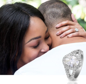 Minnie Ring 300x293 - Watch: Minnie Dlaini Gives Single Ladies Tips On Getting The Ring