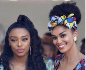 Pearl and Zinhle e1555336513221 300x243 - 10 Celeb Friendships That Stood The Test Of Time