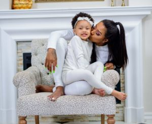 DJ Zinhle and Kairo e1557941990281 300x245 - Like Mother Like Daughter: Kairo Shows Off Her Skills As A DJ