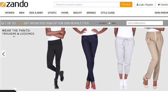 Online mens clothing shopping south africa
