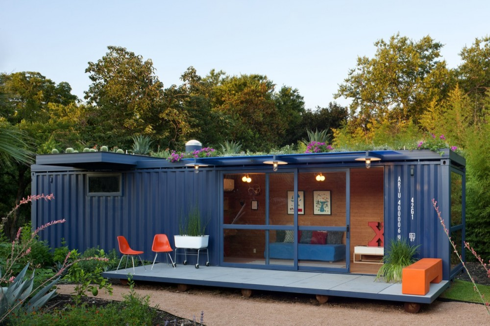 Top 10 Beautiful Homes Made From Recycled Shipping