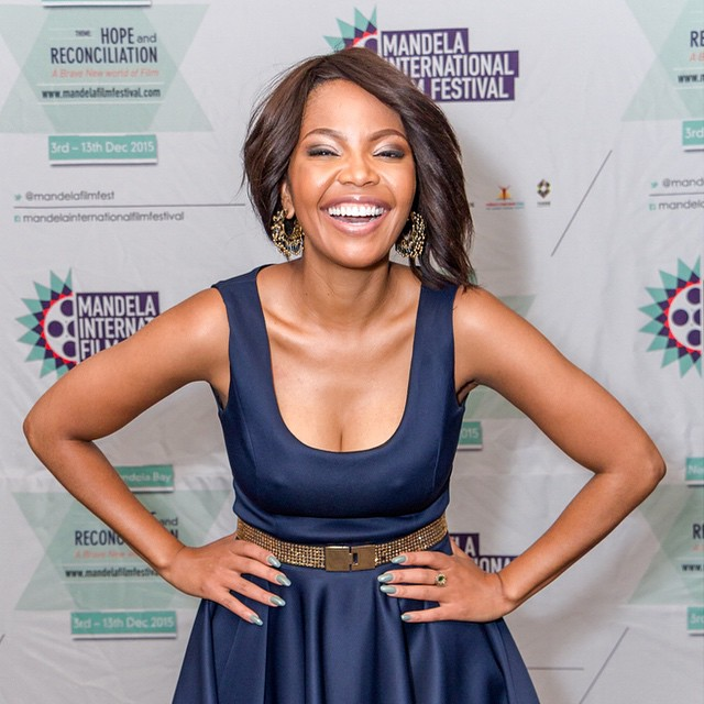 Terry Pheto To Release New Single Called 'Act Like You