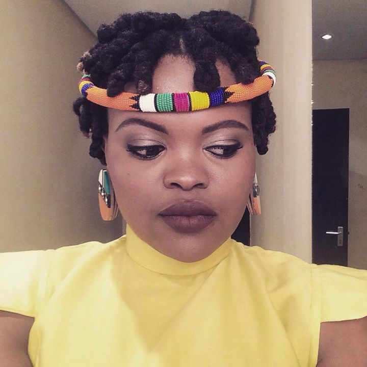 The Soils Buhlebendalo Shows Off Her New Look Youth Village