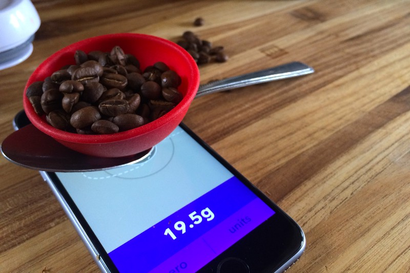 You Can Use Your iPhone As A Scale To Weigh Things! - Youth