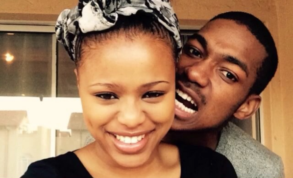 It Seems Like Natasha Thahane's Ex Boyfriend Has Found