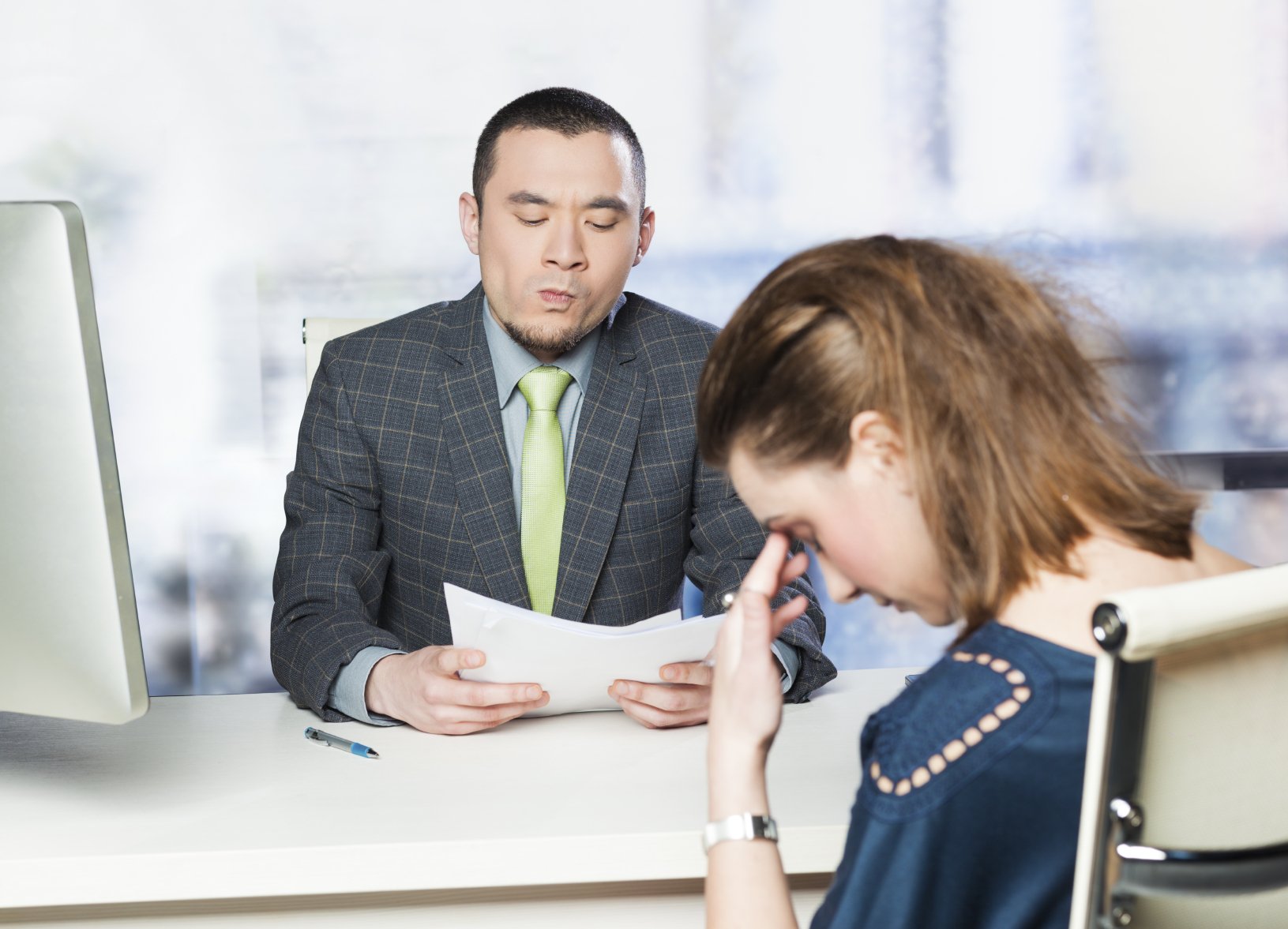 15 reasons why people fail at job interviews