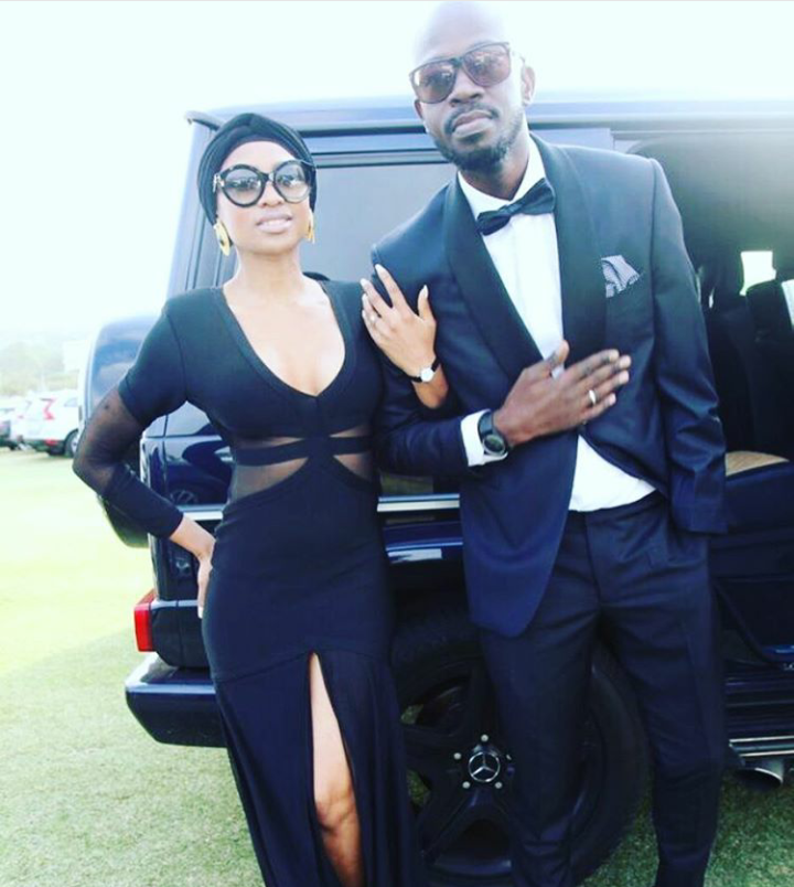 Black Coffee Shares The Most Cutest Video Of His Wife Mbali Mlotshwa