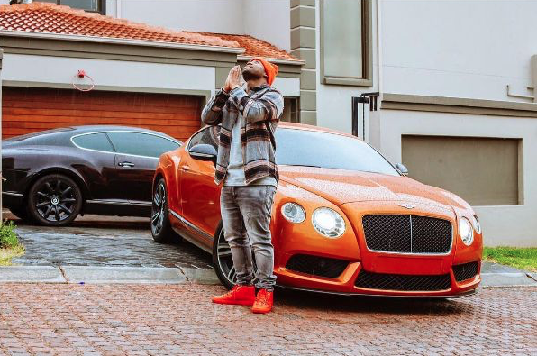 top 10 sa celebrities who drive the most expensive cars  u2013 youth village