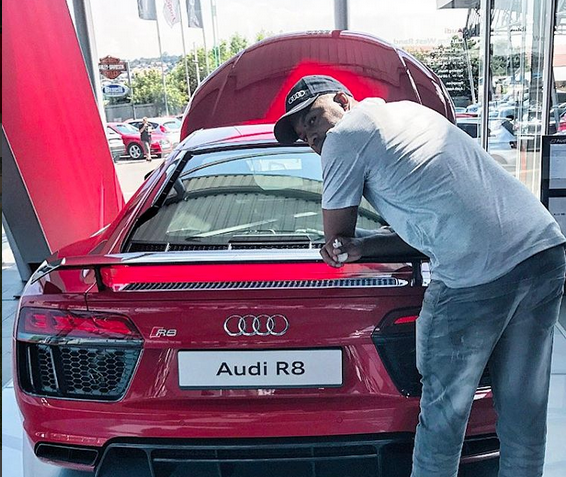See The Cars That Itumeleng Khune Drives Youth Village