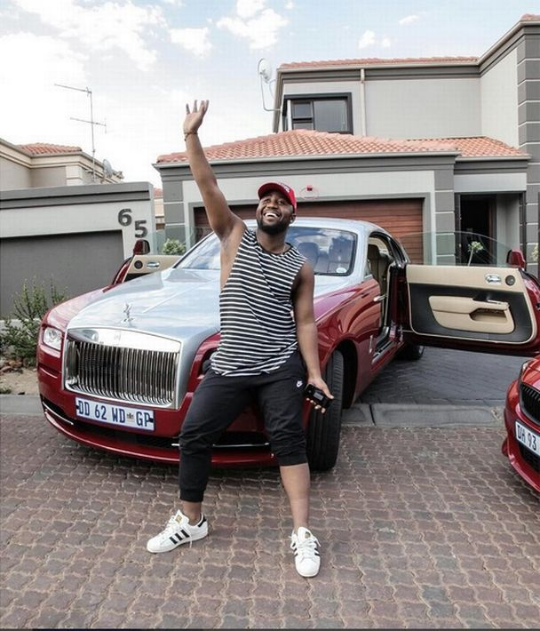 South African Celebs Who Live Flashy & Luxury Lifestyles ...
