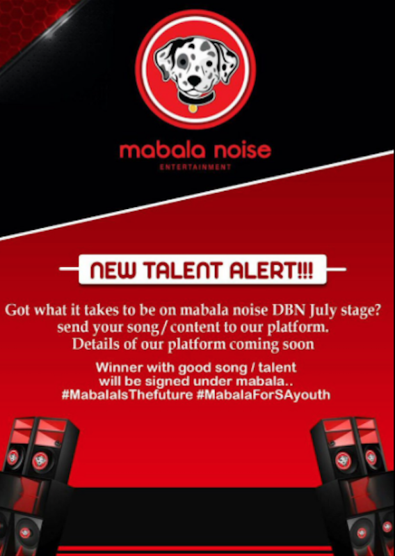 Mabala Noise Is Looking For New Talent - Youth Village