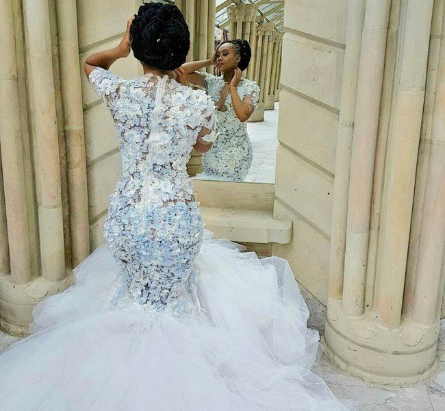 Omg We Can T Get Enough Of Bontle Modiselle S Wedding