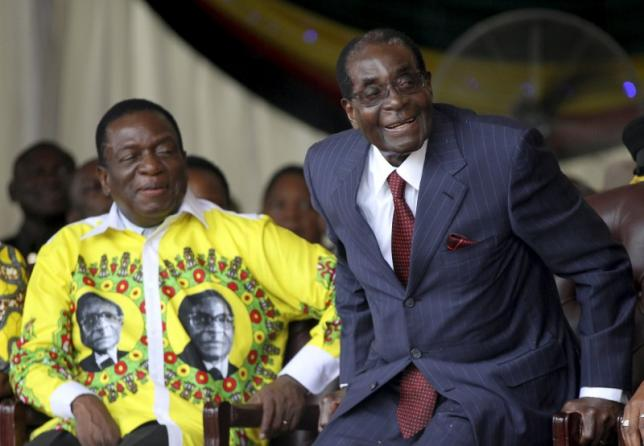 Zimbabweans Get The Shock Of Their Lives- Mugabe Ouster Was A Joke!