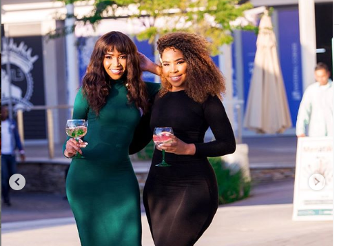 Blue and Brown - Top 5 SA Celeb Twins Currently Making A Mark In The Entertainment Industry