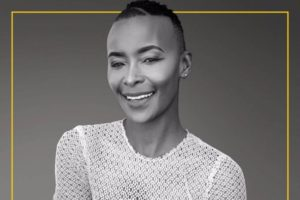 Bonnie mbuli 1 300x200 - Pic: After Over A Decade Bonnie Mbuli Goes Back To Being Bald